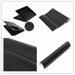 Wholesale Fibre Case - 3D Carbon Fibre Skin Decal Wrap Sticker Case Cover For PC Laptop Notebook