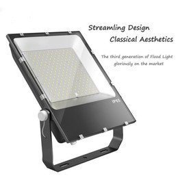 Wholesale Floodlight Design - 5 Years Warranty led floodlights Streamling Design Classical Aesthetics 200w Led Flood Light AC85-265V IP65 outdoor light