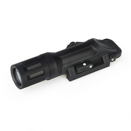Wholesale Long Led Lights - Tactical Long WM Flashlight Night Torch White Multifunction Light for ourdoor