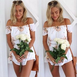 Wholesale Income Short - High Quality Lining Fashion Tube Top Income maxi summer dress chiffon 2016 jumpsuit bodycon bodysuit for women clothes