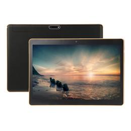 Wholesale Tablet Hdmi Dual Sim Gps - 9.7 inch Tablet Octa Core 4GB RAM Bluetooth ROM 64GB 8.0MP 3G 4G Dual sim card Phone Call Tablets PC Android 5.1 GPS Black