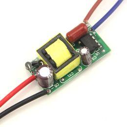 Wholesale 3x3w Led Chip - 1pcs 3X3W led driver for 10W led chip,3*3W lighting transformer power supply input:85-277v output:8-15v 900mA