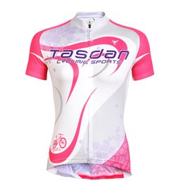 Tasdan China Supplier Cycling Jerseys Specialized Women Cycling Jerseys  Fashion Outdoor Mountain Bike Jersey for Racing Biker 36159f4b3