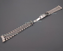 dw assistir faixas Desconto 20mm de Alta Qualidade Sólida faixa de relógio de aço inoxidável pulseira fecho implantação final fivela para pulseira de relógio por atacado frete grátis