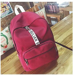 Wholesale Women School Bag Leather - Free Shipping 2017 hot New Arrival Fashion Women School Bags Hot Punk style Men Backpack designer Backpack PU Leather Lady Bags