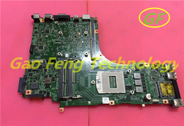 Wholesale Msi Laptop Motherboards - Freeshipping Laptop Motherboard For MSI GT70 MS-17631 VER: 1.1 DDR3 Mainboard 100% tested ok & fully work
