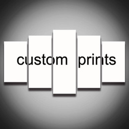 5 panels custom prints canvas painting wall art living room home decor canvas print poster framed supplier only for wholesale from dropshipping suppliers