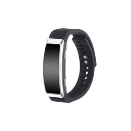 Wholesale mp3 generation - 2016 8G New Generation Sport Bracelet Digital Audio Voice Recorder High fidelity recording with Mp3 player
