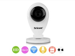 Wholesale Remote Access Cctv - HD Wireless IP Camera 720P Security CCTV Camera Night Vision Baby Pet