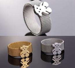 novos modelos de anéis para homens Desconto Anel de aço inoxidável TL bonito para homens mulheres design simples inofensivo para a pele característica item nova edição