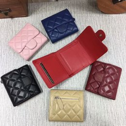 Wholesale Womens Wallets Leather - Free Shipping New Hot sell womens classic Casual fashion famous brand wallet womens classic fashion famous brand Leather purse wallets#82288