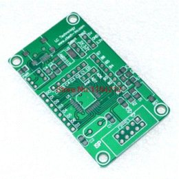Wholesale Atmega8 Board - 5PCS LOT ATmega8 48 88 168 AVR the minimum system core board development board PCB empty plate