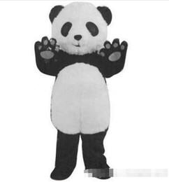 Argentina Envío gratis nuevo traje de la mascota de panda Disfraz Tamaño adulto: S M L XL XXL cheap adult panda dress Suministro