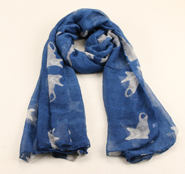 Wholesale Printed Infinity Scarves - 180*95cm 2016 New Fashion Velvet Scarf Women Infinity Scarf Hot Sale Casual Big Size Scarf Print Shawl