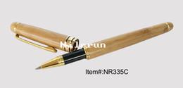 Deutschland Kugelschreiber aus Bambus Versorgung