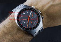 Wholesale Mens Mechanical Divers Watches - Luxury High Quality Brand Watch 1969 Super LumiNova 46mm x 42mm Mark II 327.10.43.50.06.001 VK Quartz Chronograph Working Mens Watch Watches