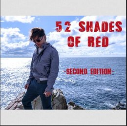 Wholesale Red Lim - Wholesale- 2015 52 Shades of Red Version 2 by Shin Lim -magic