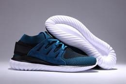 Wholesale Nova Fabrics - Y-3 Tubular Nova PK Primeknits Sneakers for Mens Casual Shoes Y3 Tubulars Boots Male Size 40-45