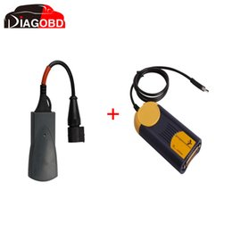 Wholesale Diagbox Software - Wholesale-Lexia3 V48 PP2000 V25 With Diagbox V7.53 Software For Citroen Peugeot Plus Multi-Diag Access J2534 Pass-Thru OBD2 Device V2011