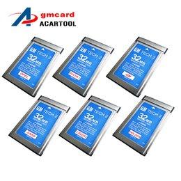 Wholesale Gm Tech 32mb Card - 32MB CARD FOR GM TECH2 for Opel GM SAAB ISUZU Suzuki Holden 32mb card gm tech 2 Flash 32MB Memory Card