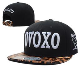Wholesale Ovoxo Snapback Hats - 2016 New Design Ovoxo Snapback Hat 28 color Ovoxo Cap Snapbacks caps Snapback Baseball Sports Caps Hat Adjustable caps DHL free shipping