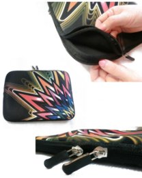 Wholesale Neoprene Laptop Sleeves Handles - 7 7.9 10 11.6 12 13 15 15.6 Inch Blue Stars Neoprene Soft Laptop Tablet Netbook Sleeve Bag Zipper Cases Cover Pouch Handle Bags