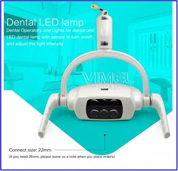 Wholesale Equipment For Dental - Dental LED lamp Induction Switch and 6 lamp beads Dental Operatory Lights for dental unit   Dental equipment