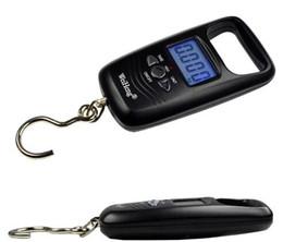 Wholesale Scale Oz Kg - 50Kg  5g Digital Hanging Lage Fishing Pocket Weight Scale Kg Lb OZ (With Backlight)