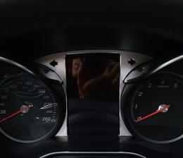 Wholesale Red Interior Trim - For Mercedes Benz C Class W205 C180 C200 C260 GLC 2015 2016 Screen Cover Trim Car Interior Accessory