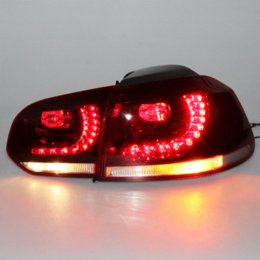 Wholesale Led Light Assembly Line - 6 R20 LED brake lights LED taillight assembly line lights LED taillights Work Lights Cheap Work Lights