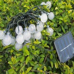 décoration solaire de noël Promotion Bande LED solaire 30leds 6M libellule de Noël lumière solaire 1.2V lumières de Noël libellule bande de décoration de vacances, vous pouvez mélanger