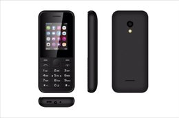 Wholesale Elder Cell Phones - Cheap GSM Cell Phone with English 1.8inch Screen 2040 S500 GSM 900 1800 1900MHz FM Unlocked Phone 100% Cheap Hot sale For elder phone
