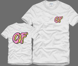 Wholesale Purple Golf T Shirt - 2016 New t shirt! ODD FUTURE OFWGKTA Golf Wang Wolf Gang HIPHOP 100% cotton short sleeve free shipping