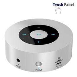 Alto-falante Bluetooth HC-RET Ultraportable com graves aprimorados e Bluetooth 4.1 para iPhone, iPad, Samsung, Nexus, HTC, laptops e muito mais (cinza) de