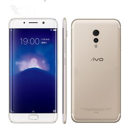 "Wholesale Heart Curves - Original Vivo Xplay 6 Mobile Phone 6GB ROM 128GB Snapdragon 820 Quad Core 5.46"" 2K Screen 3D Curved AMOLED 16MP Fingerpint 4G LTE Cell Phone"