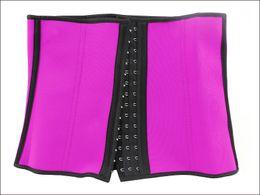Wholesale Body Corset For Women - Steel Bone Women Waist Trainers Corsets Bustiers For Women High Waist Body Shaper Sport Waist Trainer Women Slimming VS Kylie lip kits
