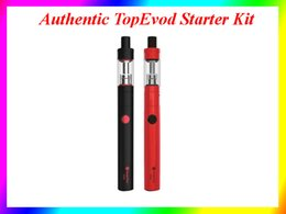 Wholesale Ego T Kanger - Kanger Top Evod Starter Kit 650mAh EVOD Battery 1.7ml TOPTANK Topfill VOCC-T Atomizer VS subvod starter kit ego aio kit 100% Original