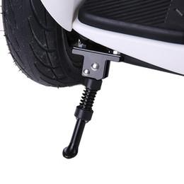 Kickstand électrique de trottinette d'alliage d'aluminium de haute qualité pour Ninebot Mini support de support de stationnement de voiture d'équilibre de Xiaomi avec l'outil de vis ? partir de fabricateur