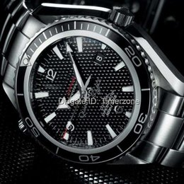 Luxury New Automatic Mechanical Transparent Watch James Bond