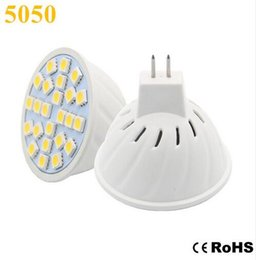 Wholesale E27 Led 29 - GU10 29 LED 5050 SMD 480lm Warm White Energy Saving Spotlight Spot Lights Home Lighting Lamp Bulb 220V