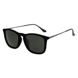 2020 katze braune augen Luxus Damen Cat Eye Sonnenbrillen Damen Markendesigner Erika Velvet Frame uv400 Sonnenbrillen mit Box und braunen Etuis rabatt katze braune augen