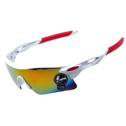 Wholesale Mountain Glasses - Men Women UV400 Cycling Glasses Outdoor Sport Mountain Bike MTB Bicycle Glasses Motorcycle Sunglasses Eyewear Oculos Ciclismo