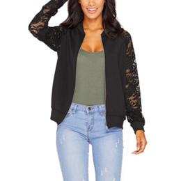 Wholesale Trendy Zips Women - Wholesale- Trendy Women Vintage Suede Long Sleeve Jacket Zip-Up Biker Coat Outerwear S-XL