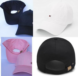 Wholesale Icon Printing - baseball cap 100% Cotton Luxury brand cap icon Embroidery hats for men cap 6 panel Black snapback hat men casquette visor gorras bone
