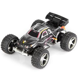 Wholesale Wltoys Rc Buggy - Wltoys RC Car 5CH 2.4G Dirt Bike With Remote Control Vehicle Toy Road-Block For Children Toys Gift With Transmit High Speed Buggies