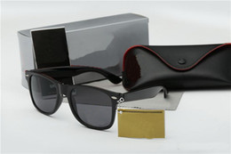 Wholesale mens fashion sun glasses - NEW 50MM Excellent AAA Quality Fashion Designer Sunglasses Semi Rimless Sun Glasses For Mens Womens Eyewear sunglasses come with box BN767
