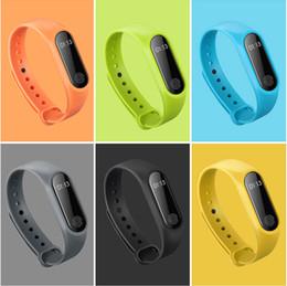 Wholesale Nice Polish - IP67 waterproof grade TPU band M2 smart bracelet fitness tracker heart rate with super nice retail packaging