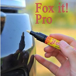 Wholesale Clear Coat Applicator - Fix it PRO Painting Pen Car Scratch Repair for Simoniz Clear Pens Clear Coat Applicator Repair Pen Opp Packaging