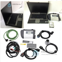 Wholesale Did Screen - Wholesale-Hot mb star c4 updated HDD 2015.09 160gb do programmer super speed with dell d630 4g laptop touch screen mb diagnostic tool