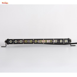 "Wholesale 3w Led For Car - New 15"" Inch 12*3W 36W Cree LED LED Lightbar For Wrangler Car ATV 4*4 Boat 2V 24V"